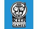 Keep Exploring Games