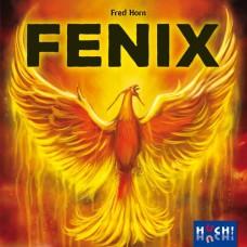 Fenix boardgame New EN/NL/DE/FR Huch