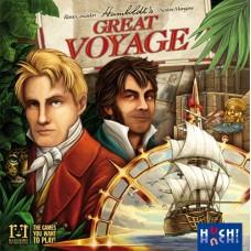 Humboldt's Great Voyage ENG/DE/FR/NL. Huch