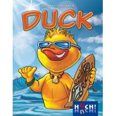 DUCK Cardgame  EN/NL/FR/DE Huch