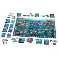 Coralia Boardgame EN/NL/FR/DE Huch