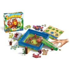 Jumpkins dice launch game Huch