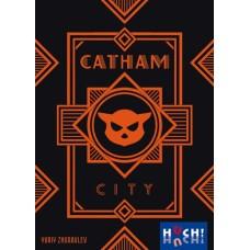 Catham City - Huch!, Cardgame, EN/NL/DE/PL * delifery time unknown *