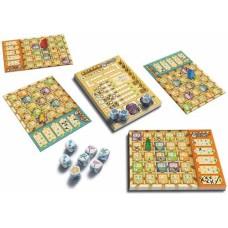 Escape Roll & Write - Queen Games - EN / DE  * expected week 15 *