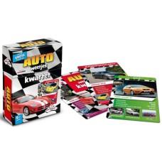 Autoweetjes Quartet Identity Games NL Only Dutch version !