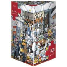 Puzzle Bon Appetit 1500 pc.Tri.Heye 29130 * delivery time unknown *