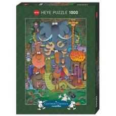 Puzzle Photo,Mordillo 1000 Heye 29284