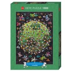 Puzzle Football, Mordillo 1000 Heye 29359