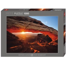 Puzzle Mesa Arch,Humb.1000 Heye 29594
