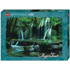 Puzzle Cascades,Magic Fo.1000 Heye 29602