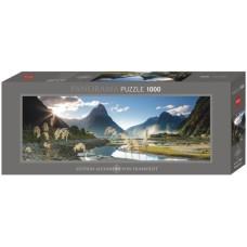 Puzzle Milford Sound 1000 Pano.Heye 29606