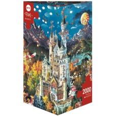 Puzzle Bavaria 2000 Tri.Heye 29700