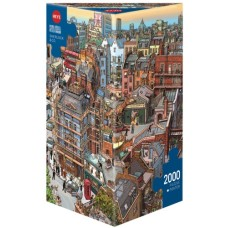Puzzle Sherlock 2000 pc.Triang.Heye 29753