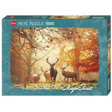 Puzzle Stags,Magic For.1000 Heye 29805
