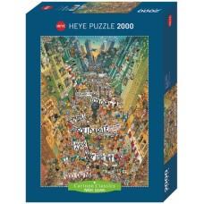 Puzzle Protest, Comic 2000 Heye 29820