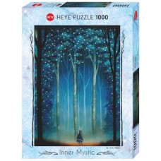 Puzzle Forest Cathedral 1000 Heye 29881