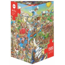 Puzzle History River1500 Tri.Heye 29890 * delivery time unknown *