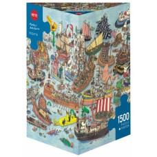 Puzzle Regatta 1500 Tri.Heye 29891 * delivery time unknown *