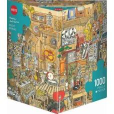 Puzzle Music Maniac1000 tri.Heye 29928 NEW