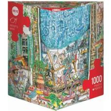 Puzzle Artist's Mind 1000 Tri.Heye 29932 NEW