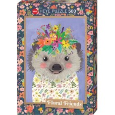 Puzzle Funny Hedgehog 500 Heye 29952 NEW