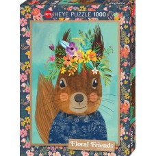 Puzzle Sweet Squirrel 1000 Heye 29953 NEW * delivery time unknown *