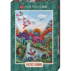 Puzzle Plant Paradise 500 Heye 29956 NEW