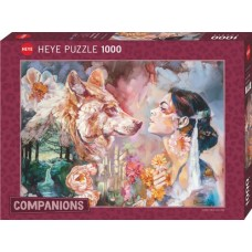 Puzzle Shared River 1000 Heye 29960 NEW