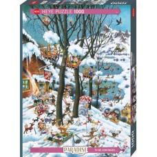 Puzzle Paradise i.Winter1000 Heye 29961 NEW