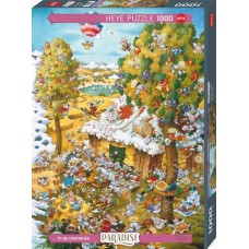 Puzzle Paradise in Summer1000 Heye 29962 NEW