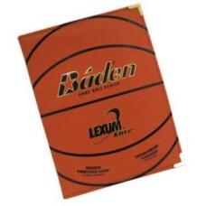 Schrijfbloc-map, hoes Baden Basketbal