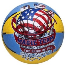 Basketbal Magic Team USA Print maat 7