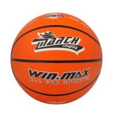 Basketbal Junior maat 5 Rubber Winmax * Levertijd onbekend *