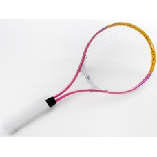 Tennis racquet Jr.Alu.frame 25inch, 2 assorted
