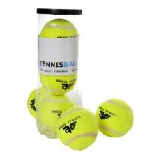 Tennisbal 3 stuks in gasgevulde koker