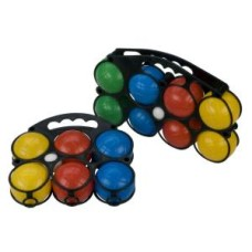 Boules / Pétanque 8 balls Plastic in tray * expected early May *