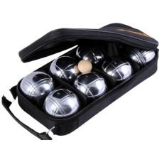Boules /Pétanque set 8 balls nylon bag 720g * delivery time unknown *