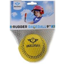 Baseball soft rubber 3 colours. 70 mm.