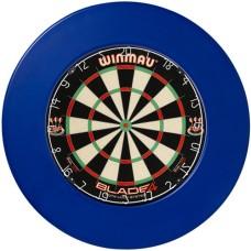 Dartboard Surround Blue Winmau 12x3,5 cm * expected week 31 *