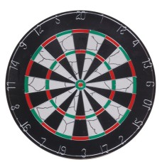 Dartboard, nylon flocked thickness 2.5 cm * expected early July *