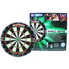 Dartboard WINMAU PRO SFB Bristle competition * delivery time unknown *