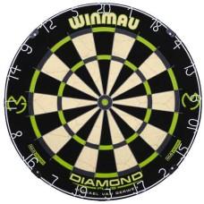 Dartbord MvGerwen WINMAU Diamond Plus * Verwacht week 34 *