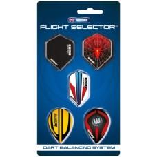 Dart Flights Selector Winmau op kaart