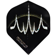 Dart flights Winmau 3-D Stan. 6500.109