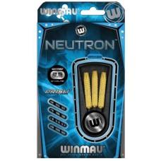 Winmau Neutron 25 gr. Brass in blister