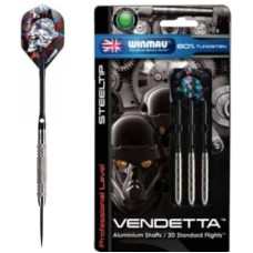 Darts Winmau Vendetta 21 gr.Kn. NT 80 %