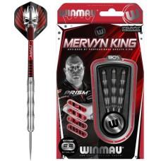 Darts Winmau Mervin King Silver 22gr.90% * Expected week 21 *