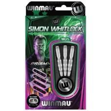 Darts Winmau S.Whitlock Silver 24gr.90%