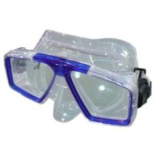 Duikmasker RIMINI Silicone Blauw Shallow