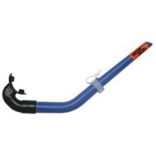 Snorkel LIX Blue/mouthp.black EPDM Seac